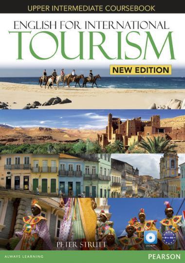 TOURISM UPP INT SB + DVD ROM - English for International Ed 2013