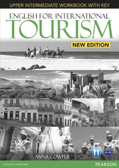 TOURISM UPP INT WB with key + CD - English for International Ed 2013
