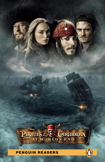 PIRATES OF THE CARIBBEAN AT WORLD´S END + CD MP3 - PR3