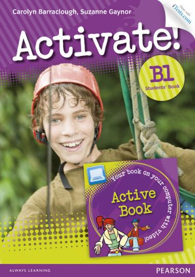 ACTIVATE B1 & Active Book Pack
