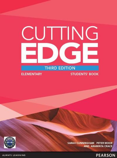 CUTTING EDGE ELEMENTARY SB + DVD ROM 3rd Ed