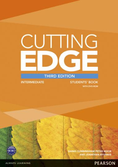 CUTTING EDGE INTERMEDIATE SB + DVD ROM 3rd Ed