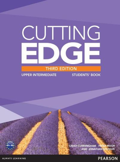 CUTTING EDGE UPP INTERM SB + DVD ROM 3rd Ed