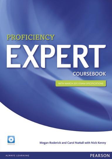 PROFICIENCY EXPERT CPE SB + CD