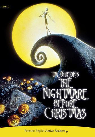 NIGHTMARE BEFORE CHRISTMAS + CD - PAR 2