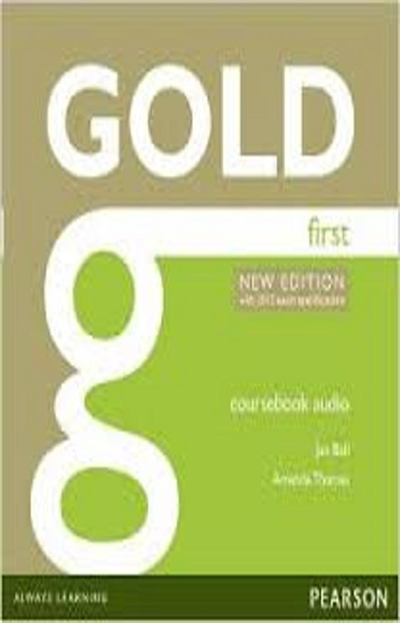 GOLD FIRST CD 2015