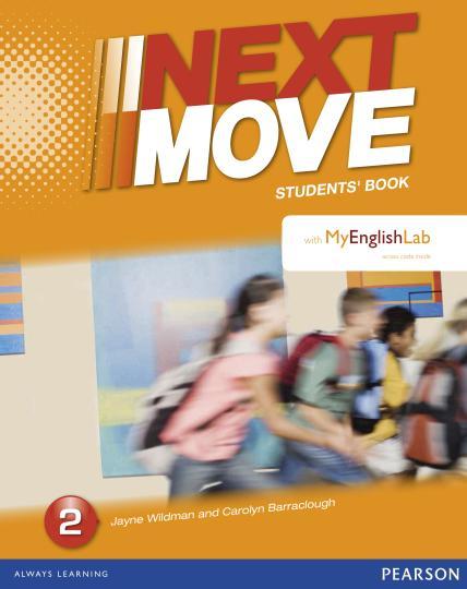 NEXT MOVE 2 SB + MyEnglishLab
