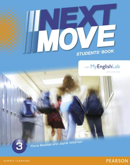 NEXT MOVE 3 SB + MyEnglishLab