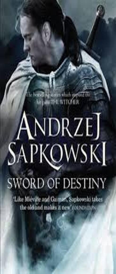 SWORD OF DESTINY Pbk