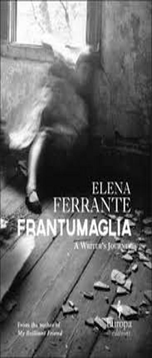 FRANTUMAGLIA: A WRITER´S JOURNEY
