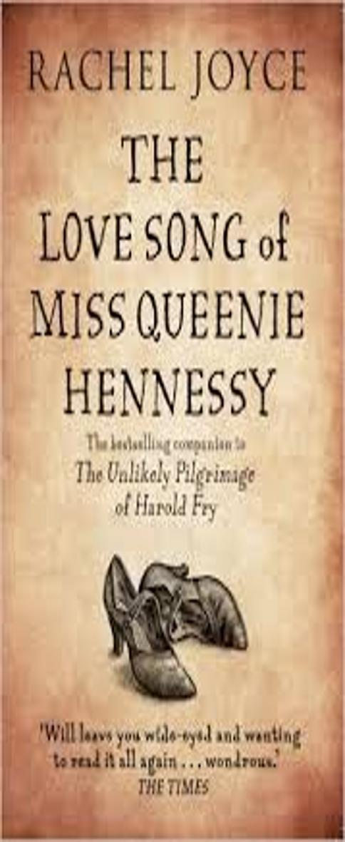 LOVE SONG OF MISS QUENIEE HENNESY