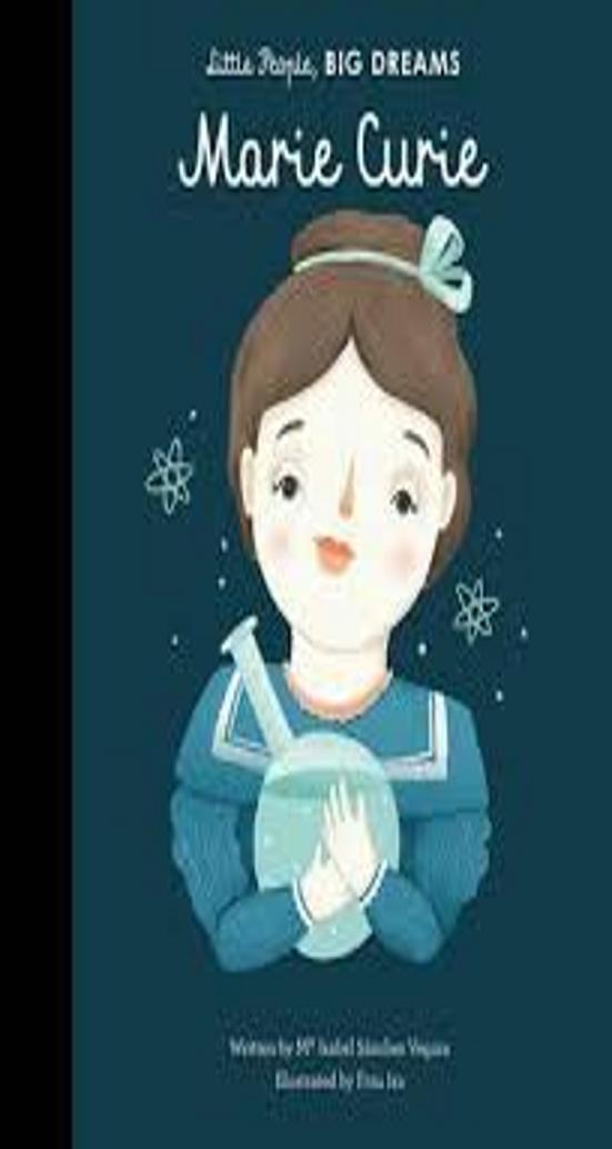 BIG DREAMS: MARIE CURIE LITTLE PEOPLE