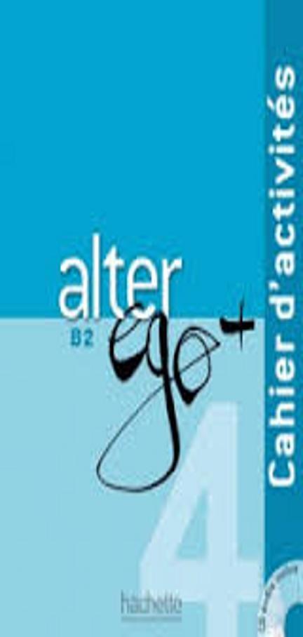 ALTER EGO + 4 B2 Actividades + CD