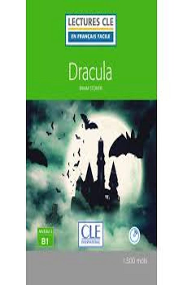 DRACULA + CD - Lectures CLE 3