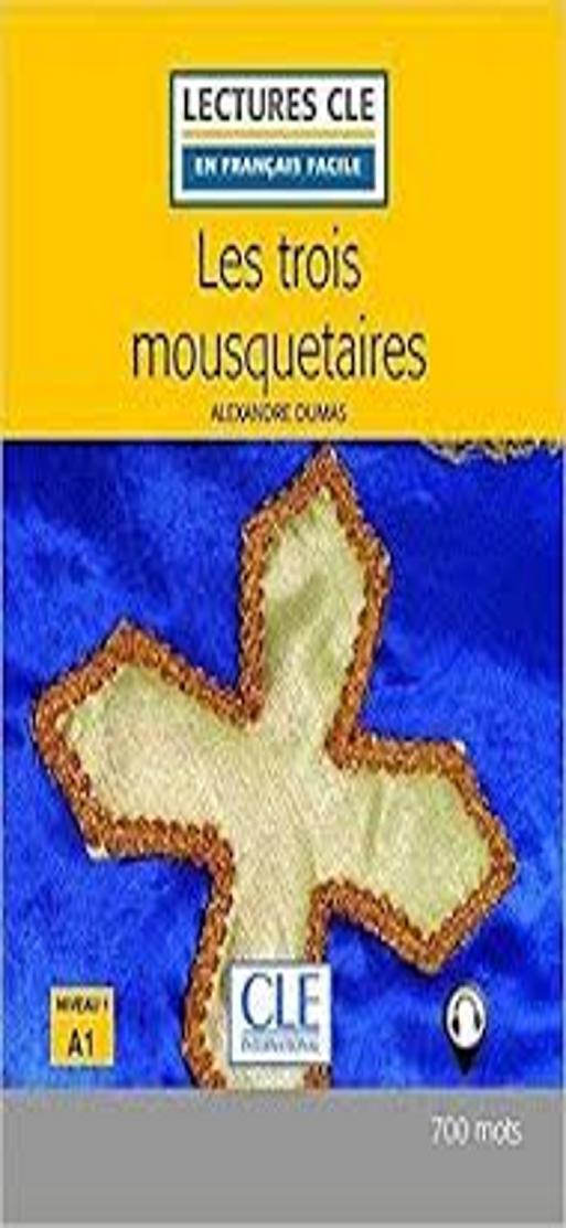 TROIS MOUSQUETAIRES, LES + Audio - Lectures CLE 1