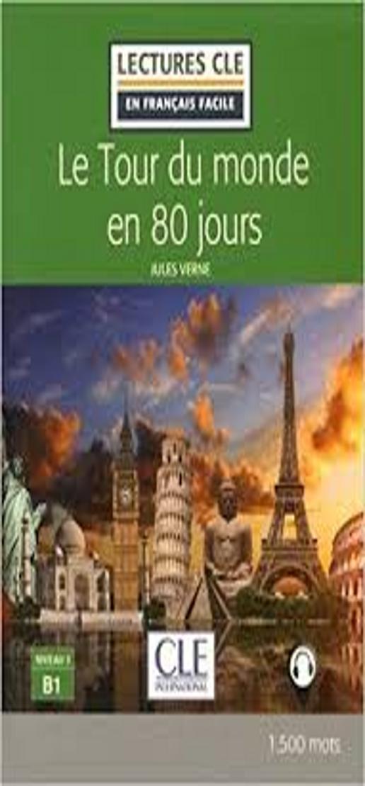 TOUR DU MONDE EN 80 JOURS, LE + Audio - Lectures CLE 3