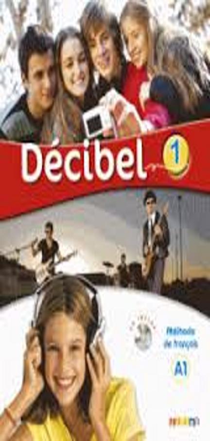 DECIBEL A1 Eleve + CD