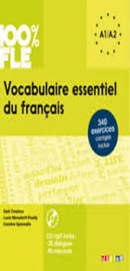 VOCABULAIRE ESSENTIEL DU FRANÇAIS A1/A2