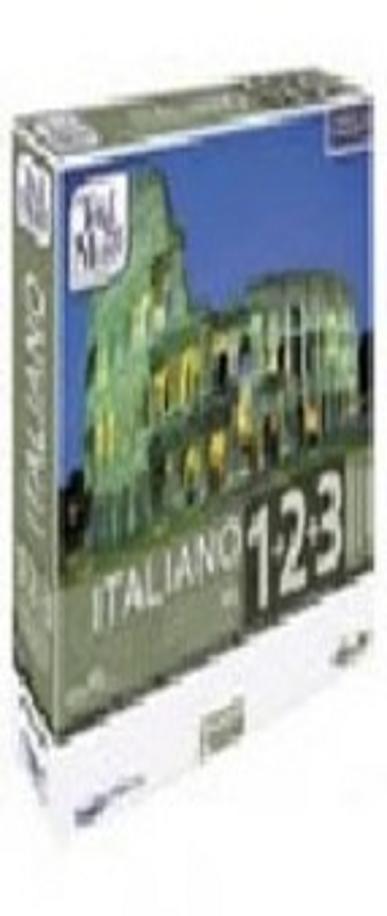 ITALIANO Curso Completo Premier DVD ROM - Tell Me More