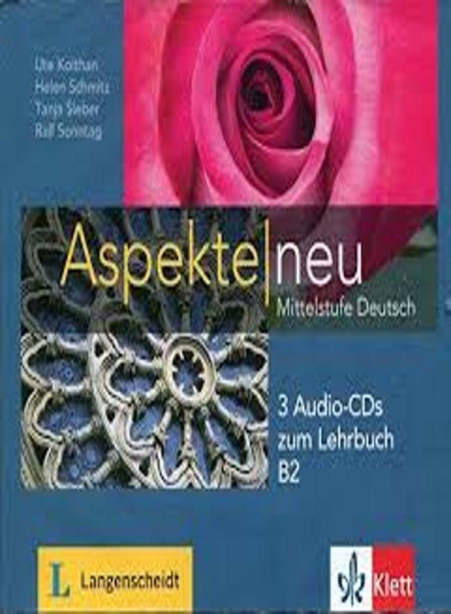 ASPEKTE NEU B2 CDs (2)