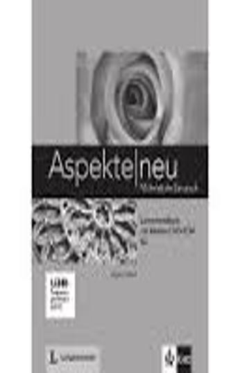 ASPEKTE NEU B2 Lehrerhandbuch + DVD ROM