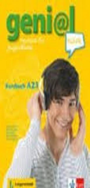 GENIAL KLICK A2.1 Kursbuch