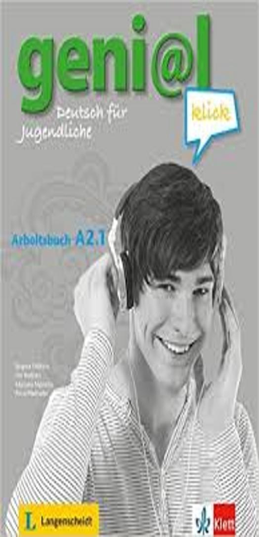 GENIAL KLICK A2.1 Arbeitsbuch
