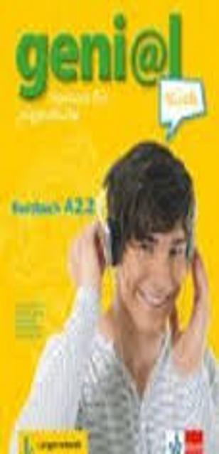GENIAL KLICK A2.2 Kursbuch