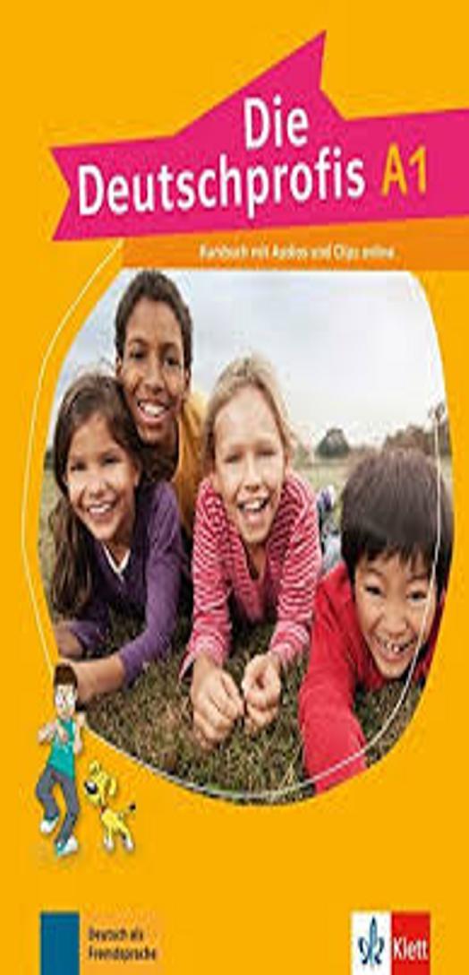DEUTSCHPROFIS, DIE  A1 Kursbuch + Online + Hörmaterial