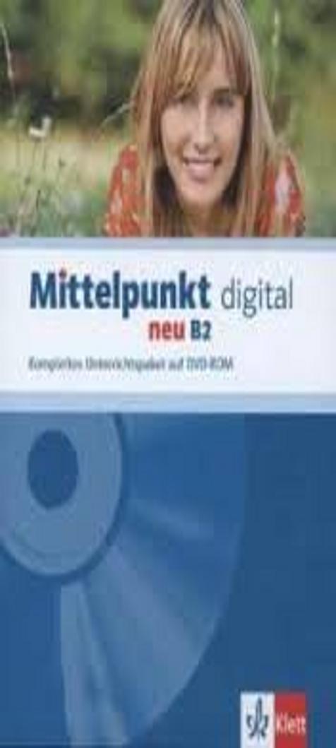 MITTELPUNKT NEU B2 DIGITAL DVD ROM