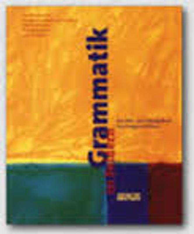 GRAMMATIK IN FELDERN Lehr und Übungsbuch N/E