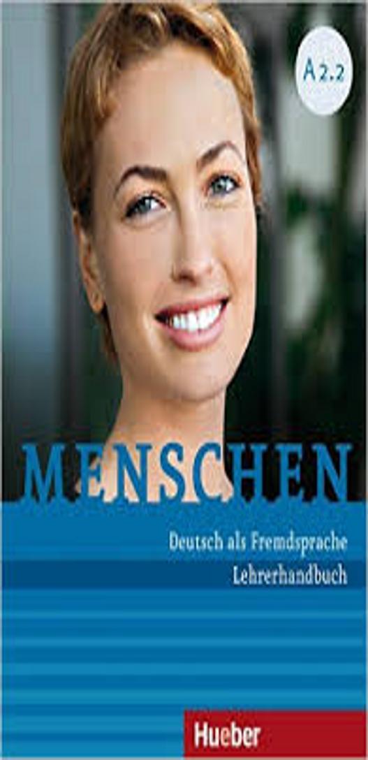 MENSCHEN A2.2 Lehrerhandbuch