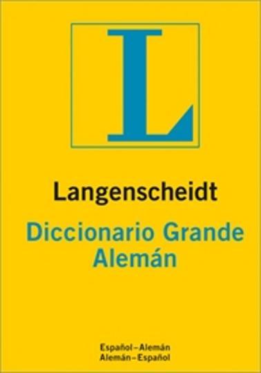 DICC Lang GRANDE N/E Alemán - Esp / Esp Ale