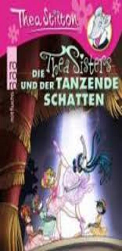 DER TANZENDE CHATTEN - Thea Stilton
