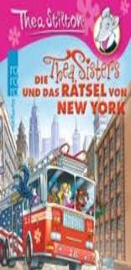 DAS RÄTSEL VON NEW YORK - Thea Stilton