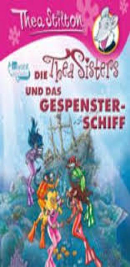 DAS GESPENSTERSCHIFF - Thea Stilton