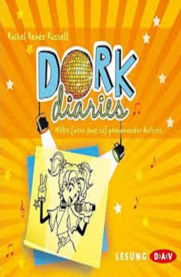 NIKKIS (NICHT GANZ SO) PHÄNOMENALER AUFTRITT - Dork Diaries 3 CD