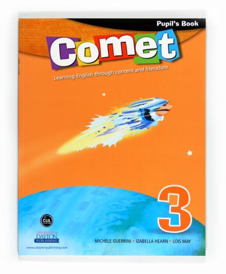 COMET 3 SB - University of Dayton