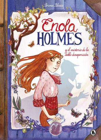 ENOLA HOLMES Y EL MISTERIO DE LA DOBLE D Nº1