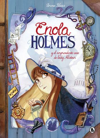 ENOLA HOLMES Y EL SOPRENDENTE CASO DE LA Nº2