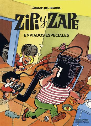 ZIPI Y ZAPE. ENVIADOS ESPECIALES (MAGOS DEL HUMOR