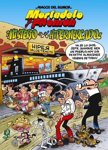 MAGOS DEL HUMOR nº 205 MORTADELO Y FILEMON ! misterio en el hipermer..