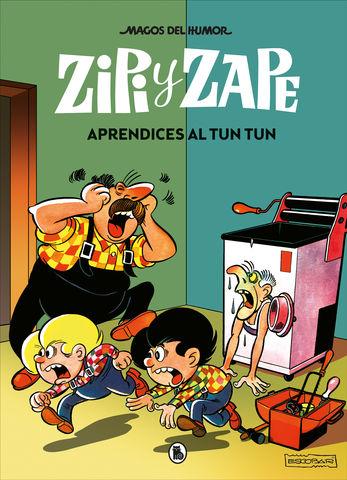 MAGOS DEL HUMOR nº 27 ZIPI Y ZAPE aprendices al tun tun