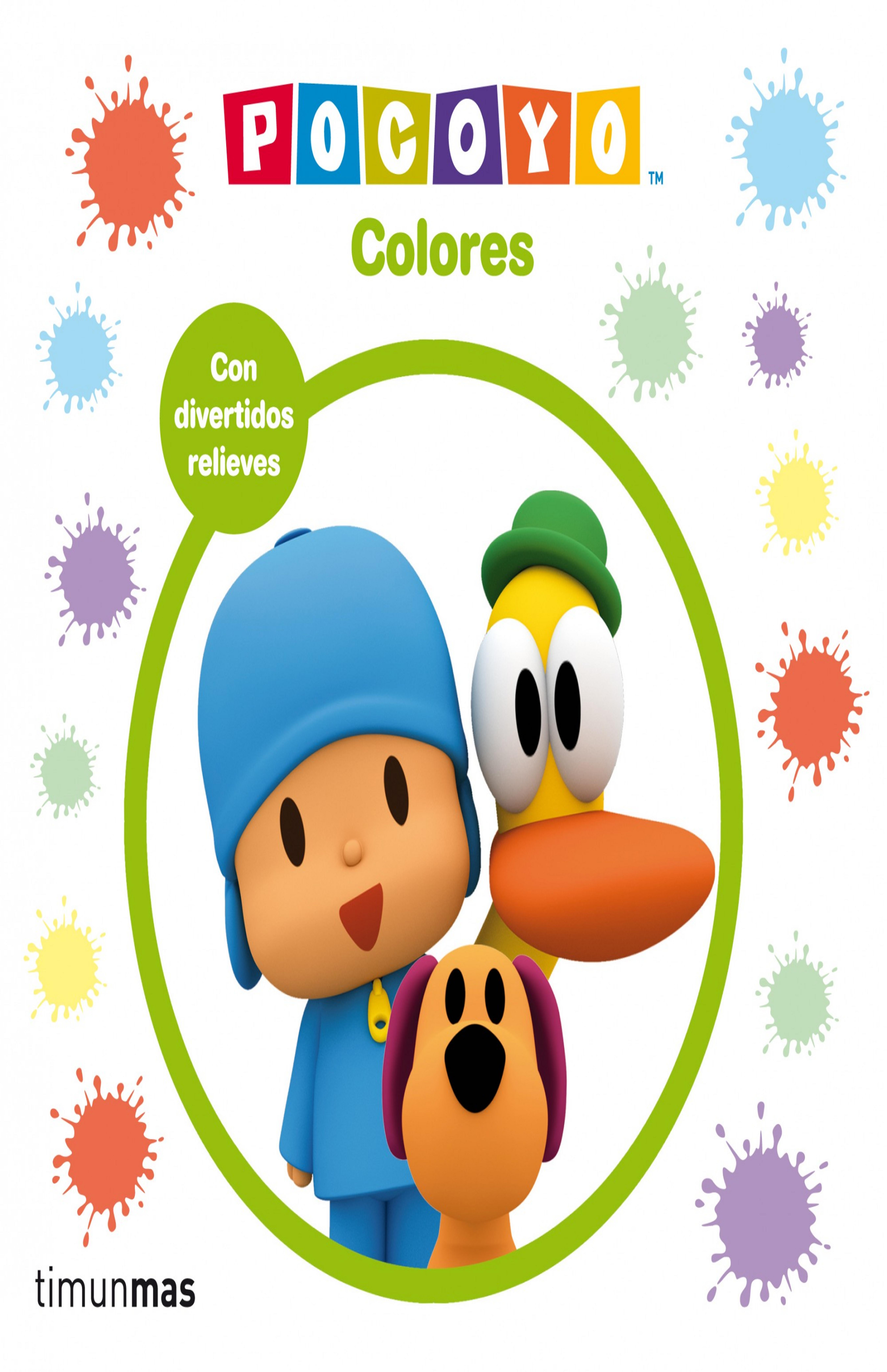 COLORES - Pocoyo