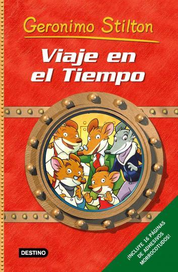 VIAJE EN EL TIEMPO - Gerónimo Stilton