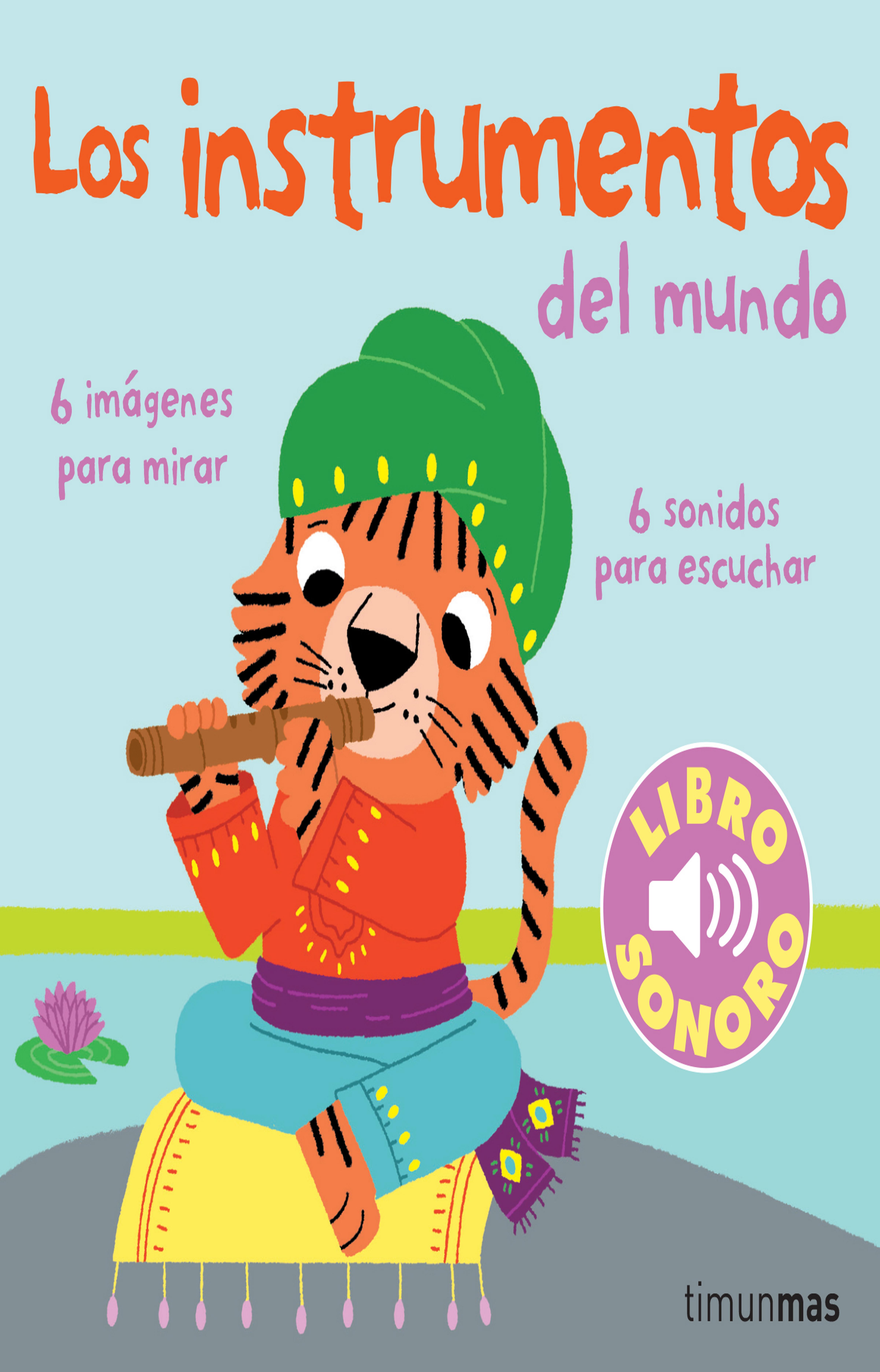 INSTRUMENTOS DEL MUNDO, LOS - Libro Sonoro