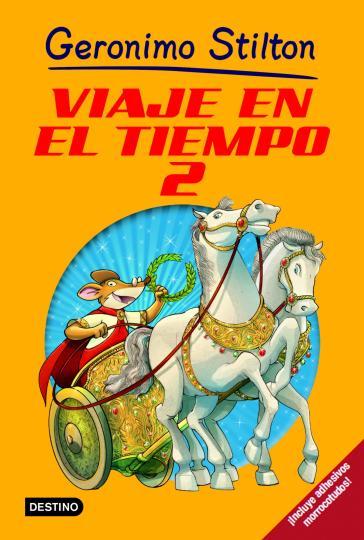 VIAJE EN EL TIEMPO 2 - Geronimo Stilton