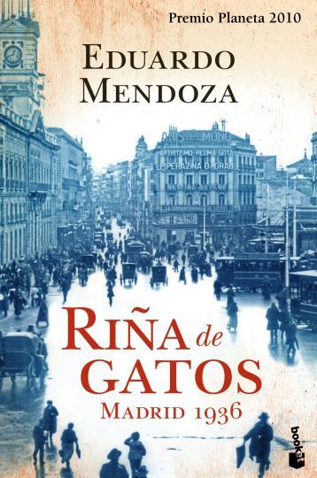 RIÑA DE GATOS - MADRID 1936