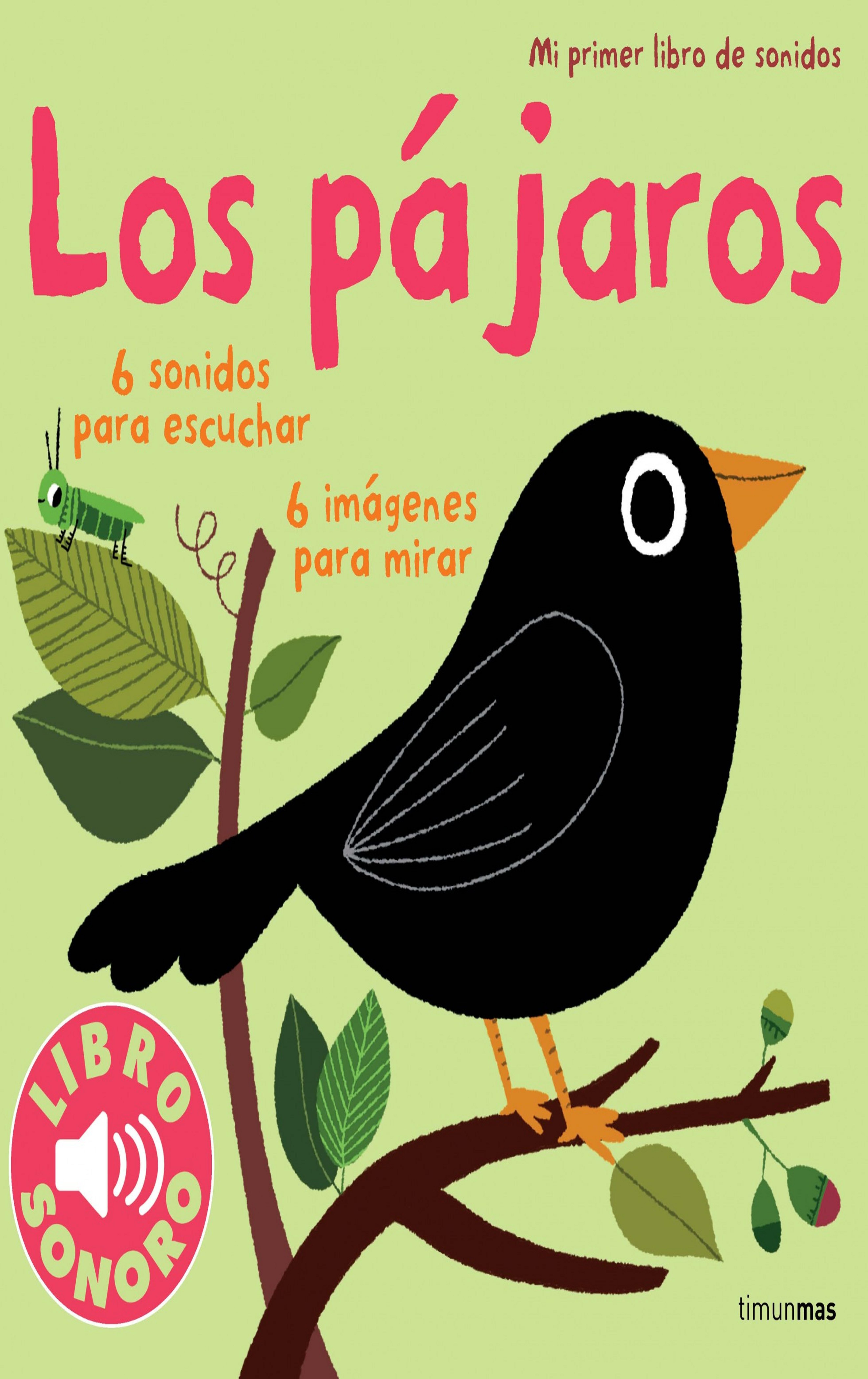 PAJAROS, LOS - Libro Sonoro