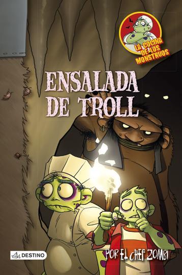 ENSALADA DE TROLL - La Cocina de los Monstruos 11